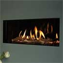 Michael Miller Collection Eden HE Hole in the Wall Trimless Gas Fire