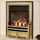 Kinder Fires Oasis HE High Efficiency Gas Fire