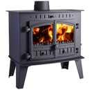 Hunter Low Output Inglenook Multi Fuel Woodburning Stove
