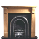 Gallery Fireplaces Lytton Cast Iron Arch