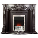 Nexis Fireplaces Aldford Black Surround