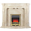 Nexis Fireplaces Aldford Onyx Surround