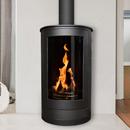 Oak Stoves Serenita Compact Freestanding Balanced Flue Gas Stove