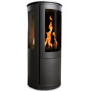 Oak Stoves Serenita Grand Freestanding Balanced Flue Gas Stove