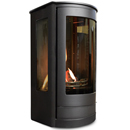 Oak Stoves Spa Compact Freestanding Balanced Flue Gas Stove
