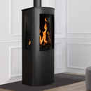 Oak Stoves Spa Grand Freestanding Balanced Flue Gas Stove