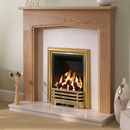 DISC 7/11/17  Orial Fires Beaufort Wooden Surround