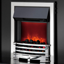 Orial Fires Idaho LED Inset Electric Fire