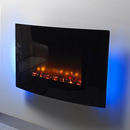 Orial Fires Robina Curved Electric Fire