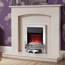 Orial Fires Stafford Fireplace Marble Surround