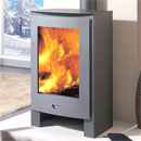 Panadero Stoves Nevada Contemporary Wood Burning Stove
