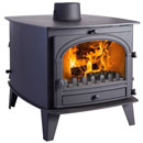 Parkray Stoves Consort 9 Double Sided DD Multi Fuel Wood Burning Stove