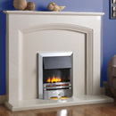 Pure Glow Ashton Electric Fireplace Suite