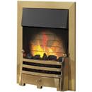 Pure Glow Bauhaus Eglo Inset Electric Fire