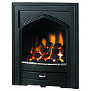 Pure Glow Churchill Cast Iron Gas Fire