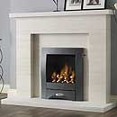 Pure Glow Drayton Full Depth Gas Fireplace Suite