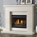 Pure Glow Drayton with Chelsea High Efficiency Gas Fire Suite
