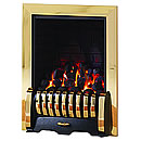 Pure Glow Media Inset Gas Fire