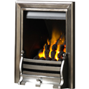 Pure Glow Sienna Cast Iron Gas Fire