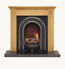 Gallery Fireplaces Regal Cast Iron Arch