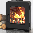 Saltfire Stoves ST2 Multifuel Wood Burning Stove