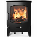 Saltfire Stoves ST-X8 Multifuel Wood Burning Stove