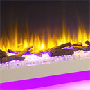 Signature Fireplaces Colorado Fuel Effect