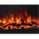 Signature Fireplaces Log Effect