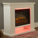 Apex Fires Nebraska Freestanding Electric Suite