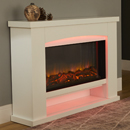 Apex Fires Ohio Freestanding Electric Suite