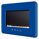 Smeg L30FAB Blue Retro Flueless Gas Fire