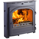 Hunter Telford 5 Inset Multi Fuel Woodburning Stove
