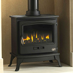 Gallery Fireplaces Tiger Freestanding Gas Stove Coal Effect