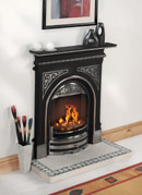 Gallery Fireplaces Tregaron Cast Iron Combination