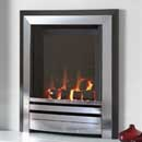 Verine Alpena Frontier 3 Sided Balanced Flue Inset Gas Fire
