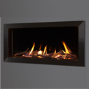 Kinder Fires Eden Elite HE Slimline Hole in the Wall LPG Gas Fire
