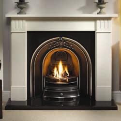 Gallery Fireplaces Landsdowne Cast Arch Gas Package