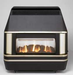 Valor Fires Heartbeat Gas Fire